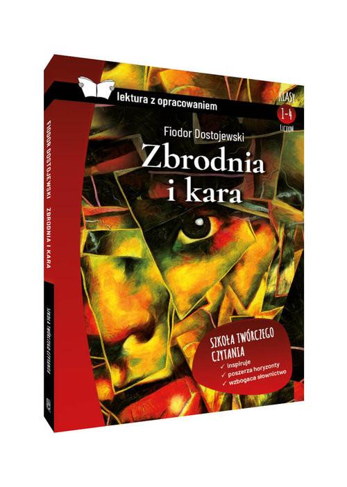 okładka Zbrodnia i kara Z opracowaniemksiążka      Fiodor Dostojewski