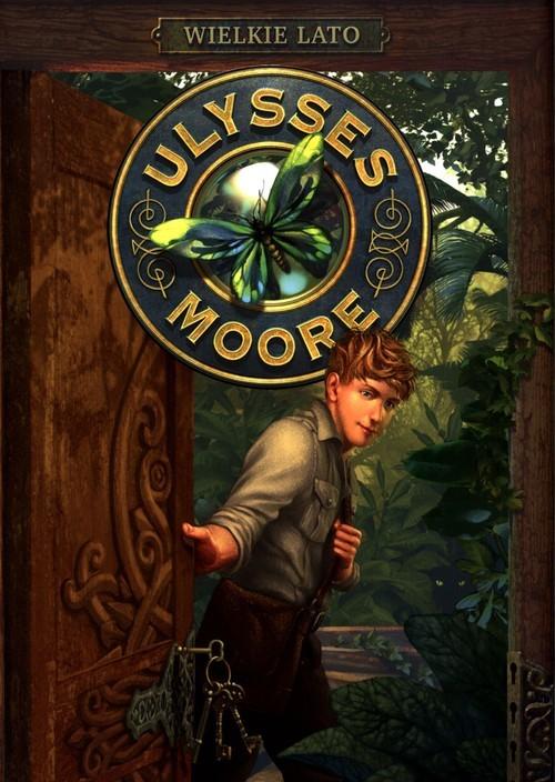 okładka Ulysses Moore Tom 18 Wielkie latoksiążka |  | Pierdomenico Baccalario