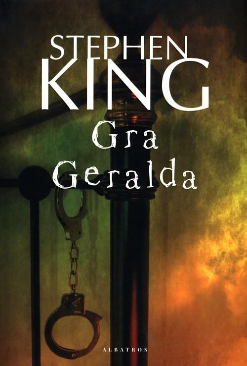 okładka Gra Geraldaksiążka      Stephen King