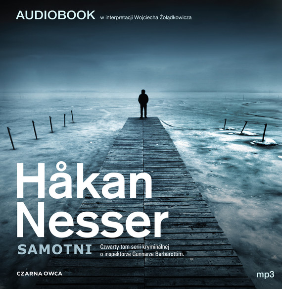 okładka Samotniaudiobook   MP3   Håkan Nesser