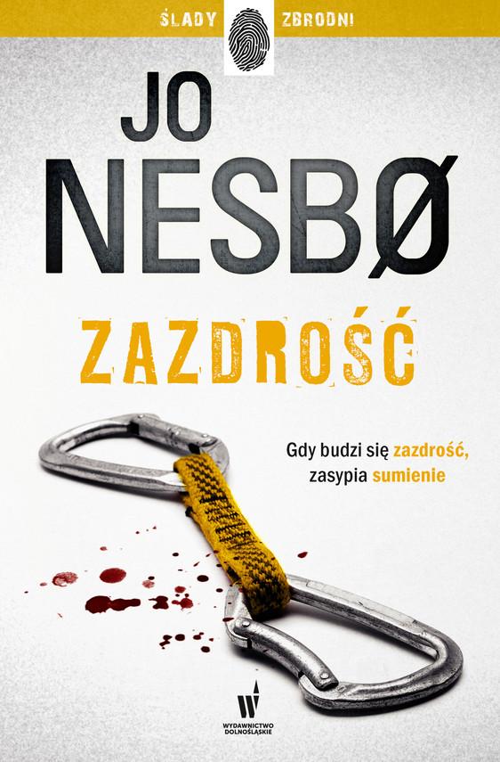 okładka Zazdrośćebook   epub, mobi   Jo Nesbø