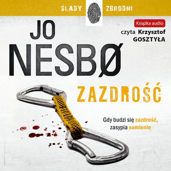 okładka Zazdrośćaudiobook | MP3 | Jo Nesbø