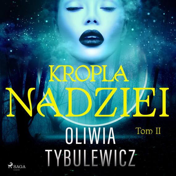 okładka Kropla nadzieiaudiobook   MP3   Oliwia Tybulewicz