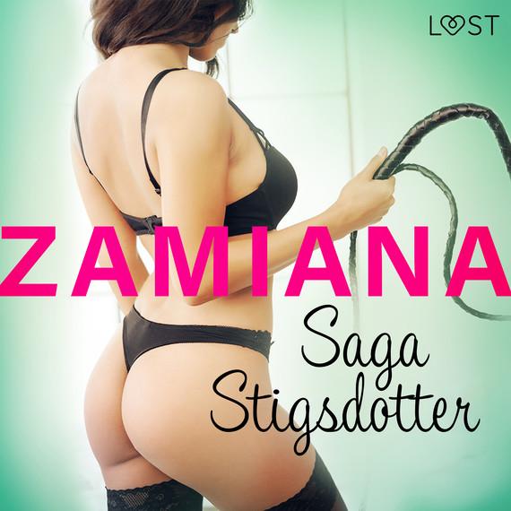 okładka Zamiana - opowiadanie erotyczneaudiobook | MP3 | Saga Stigsdotter