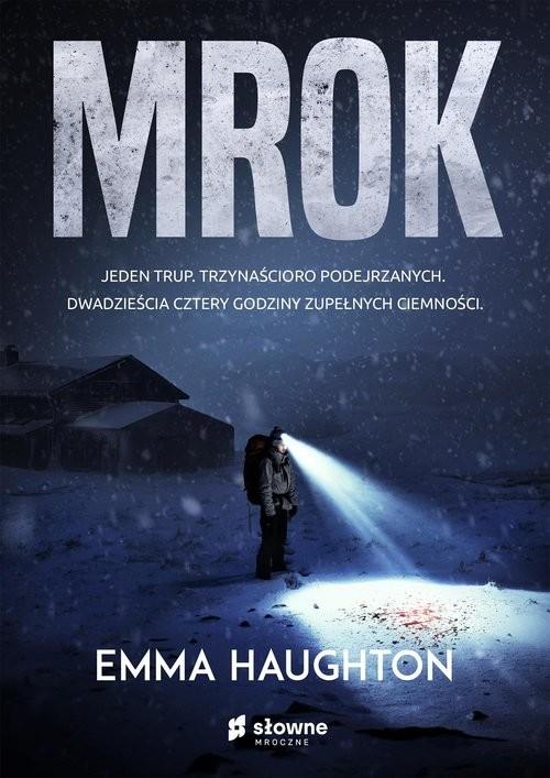 okładka Mrokksiążka |  | Emma Haughton