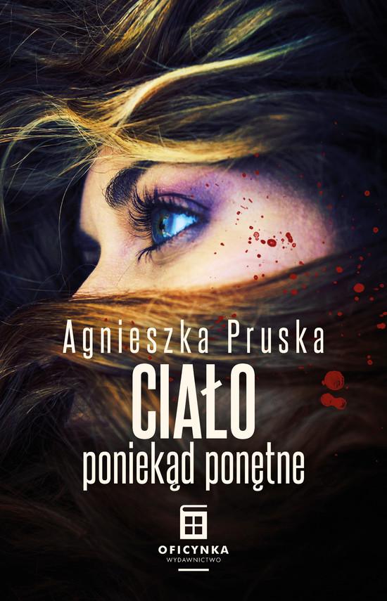 okładka Ciało poniekąd ponętneebook   epub, mobi   Agnieszka Pruska