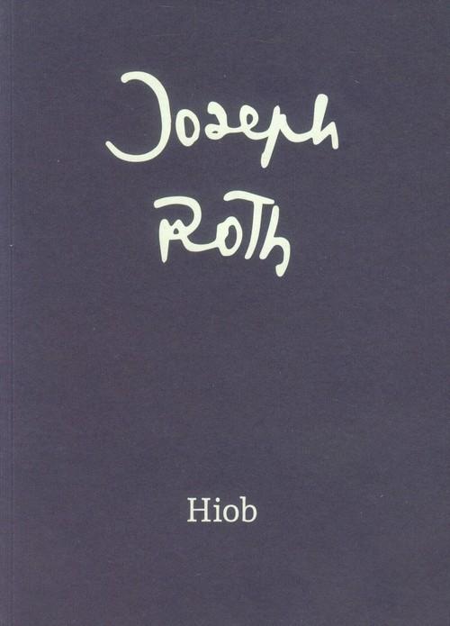 okładka Hiobksiążka      Joseph Roth