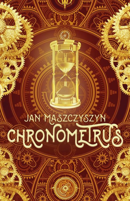 okładka Chronometrusebook | epub, mobi | Jan Maszczyszyn