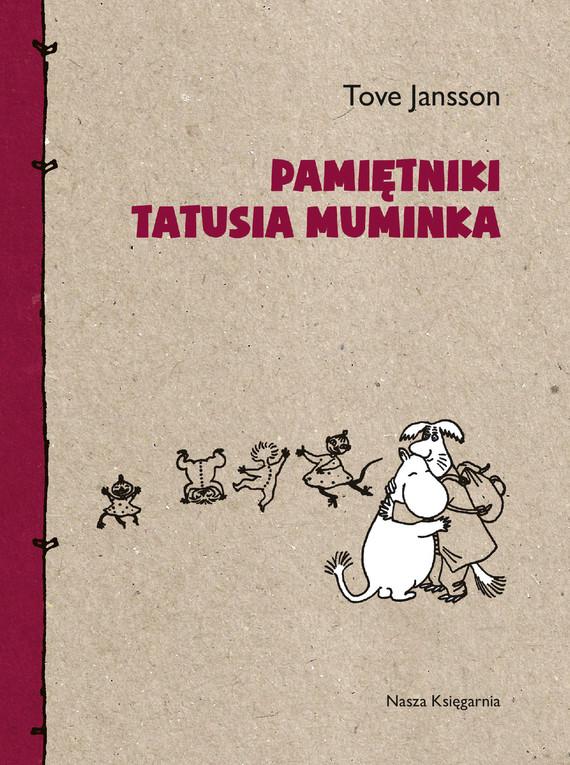 okładka Pamiętniki Tatusia Muminkaebook   epub, mobi   Tove Jansson