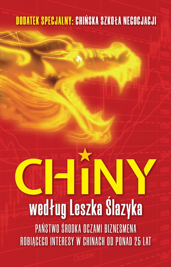 okładka Chiny według Leszka Ślazykaebook   epub, mobi   Leszek Ślazyk