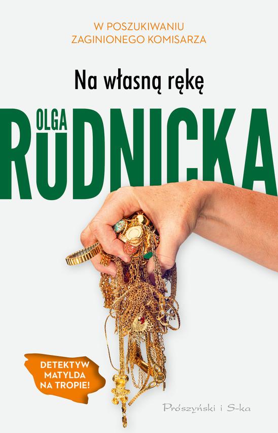 okładka Na własną rękęebook   epub, mobi   Olga Rudnicka