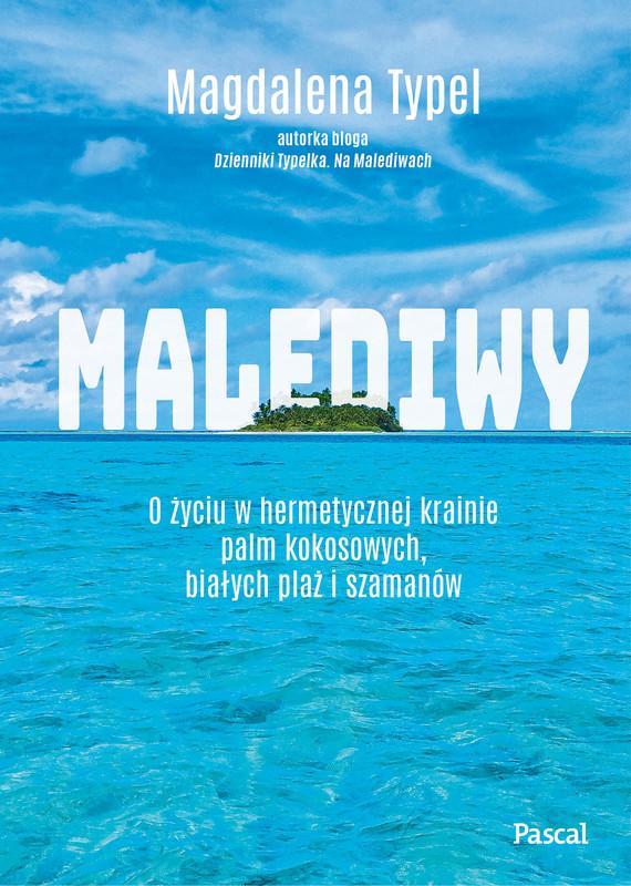 okładka Malediwyebook   epub, mobi   Magdalena Typel