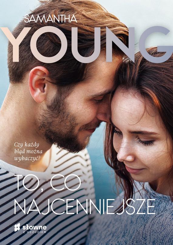 okładka To, co najcenniejszeebook   epub, mobi   Samantha Young