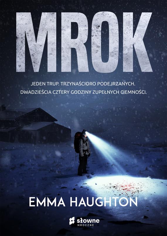 okładka Mrokebook | epub, mobi | Emma Haughton
