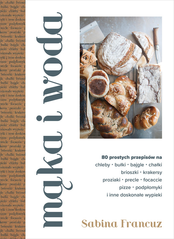 okładka Mąka i wodaebook   epub, mobi   Sabina Francuz