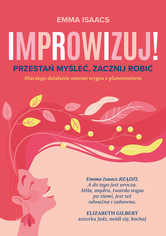 okładka Improwizujebook | epub, mobi | Emma Isaacs