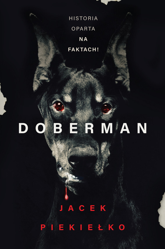 okładka Dobermanebook | epub, mobi | Jacek Piekiełko