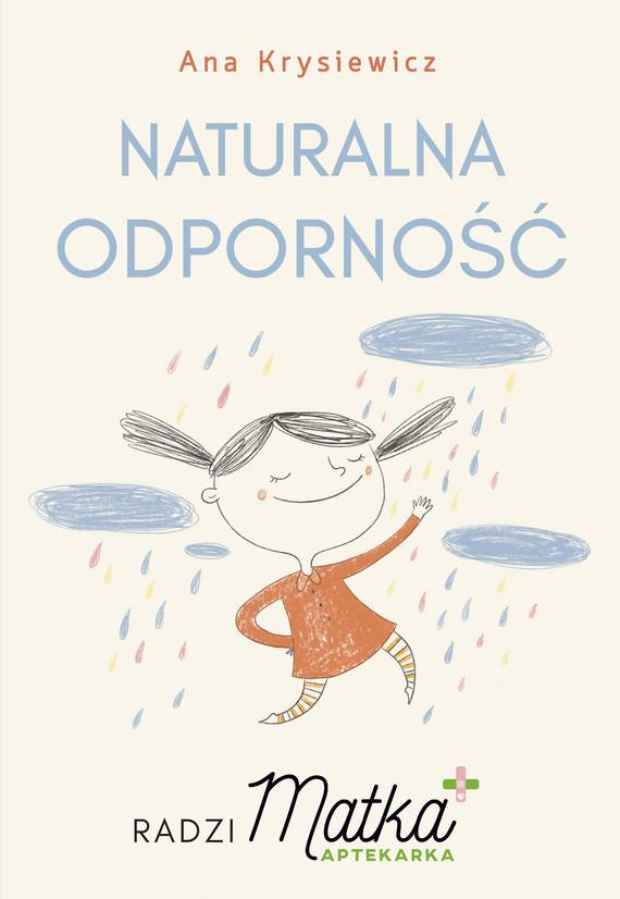 okładka Naturalna odpornośćebook   epub, mobi   Ana Krysiewicz