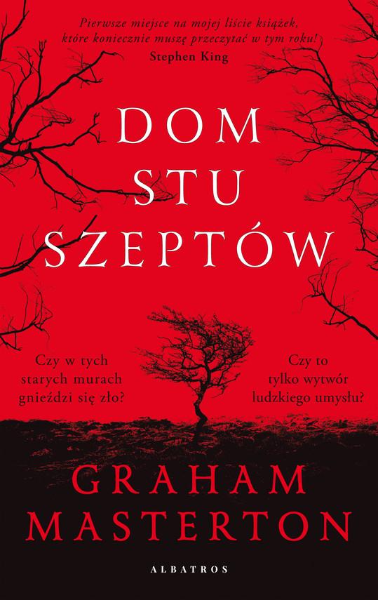 okładka DOM STU SZEPTÓWebook   epub, mobi   Graham Masterton