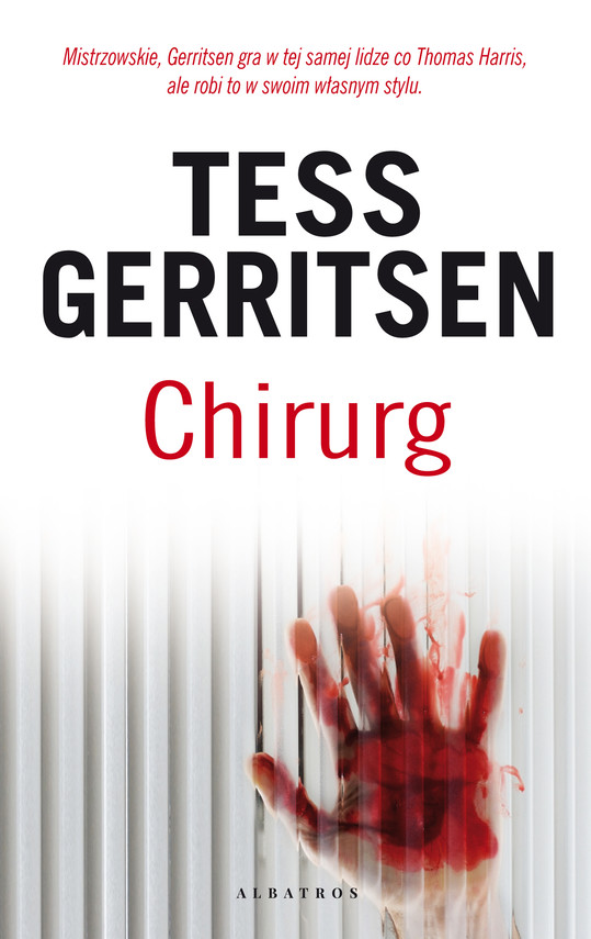 okładka CHIRURGebook | epub, mobi | Tess Gerritsen