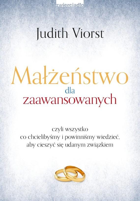 okładka Małżeństwo dla zaawansowanychebook   epub, mobi   Viorst Judith