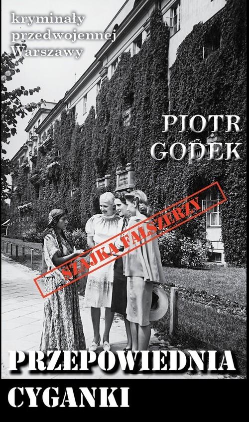 okładka Przepowiednia cygankiksiążka |  | Godek Piotr