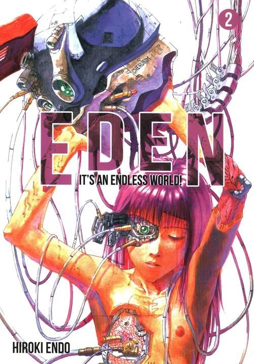 okładka Eden Its an Endless World! 2książka |  | Endo Hiroki