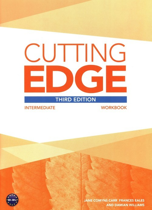 okładka Cutting Edge intermediate Workbookksiążka |  | Jane Comyns Carr, Frances Eales, Damian Williams