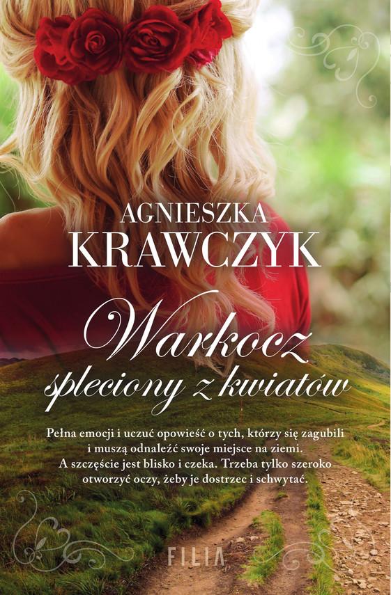 okładka Warkocz spleciony z kwiatówebook   epub, mobi   Agnieszka Krawczyk
