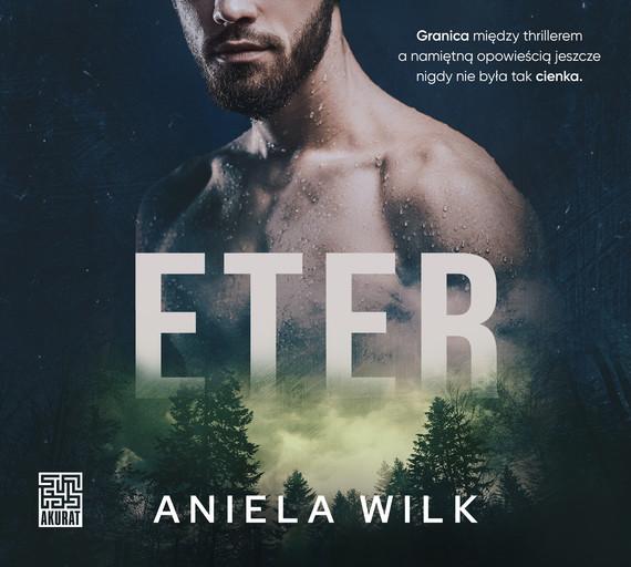okładka Eteraudiobook   MP3   Aniela Wilk
