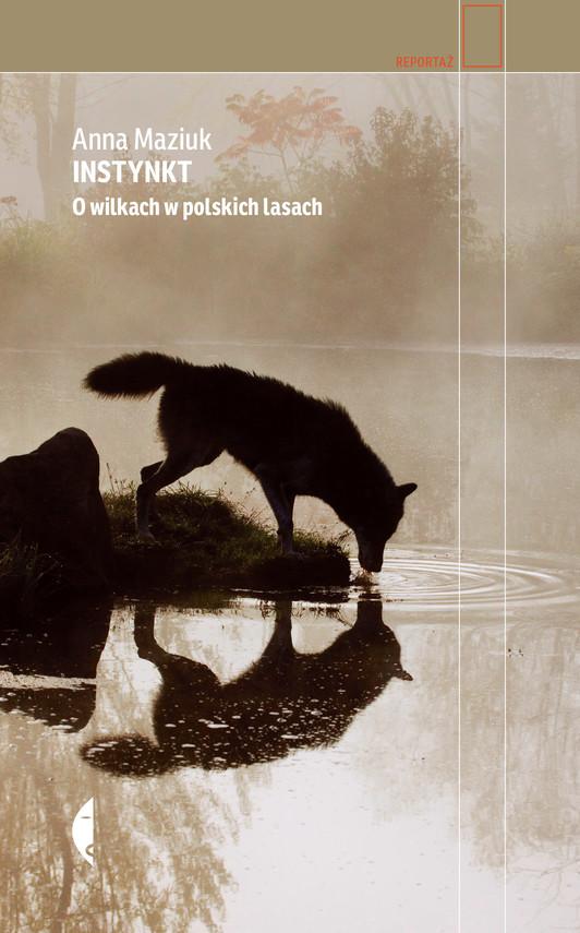 okładka Instynktebook   epub, mobi   Anna Maziuk