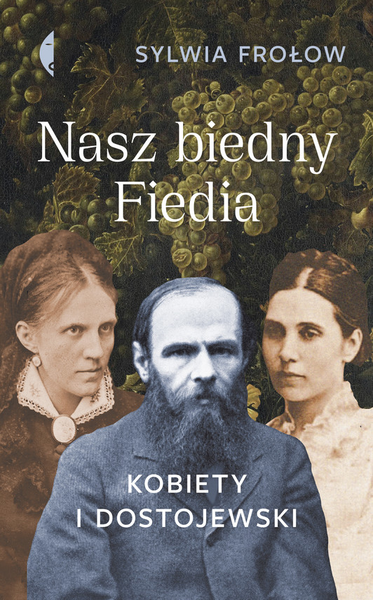 okładka Nasz biedny Fiediaebook   epub, mobi   Sylwia Frołow