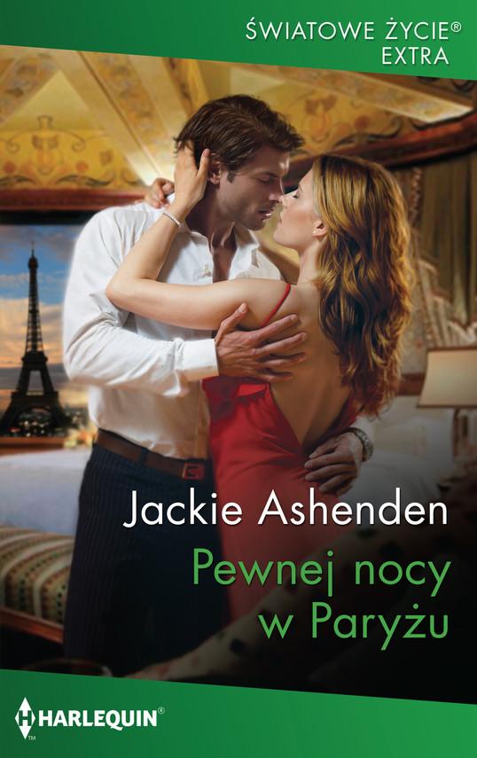 okładka Pewnej nocy w Paryżuebook | epub, mobi | Jackie Ashenden