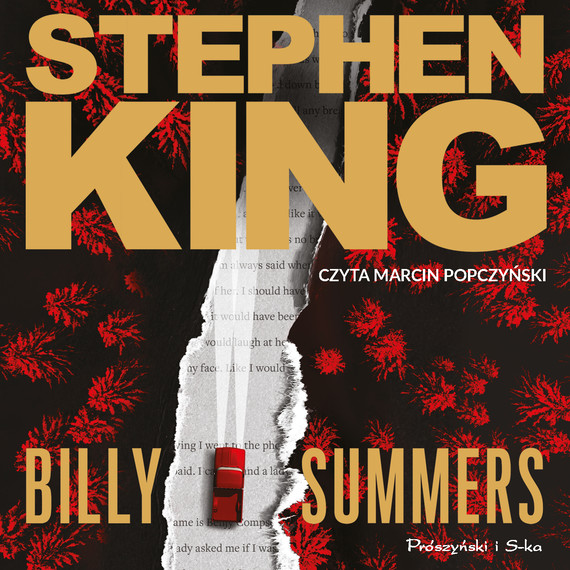 okładka Billy Summersaudiobook   MP3   Stephen King