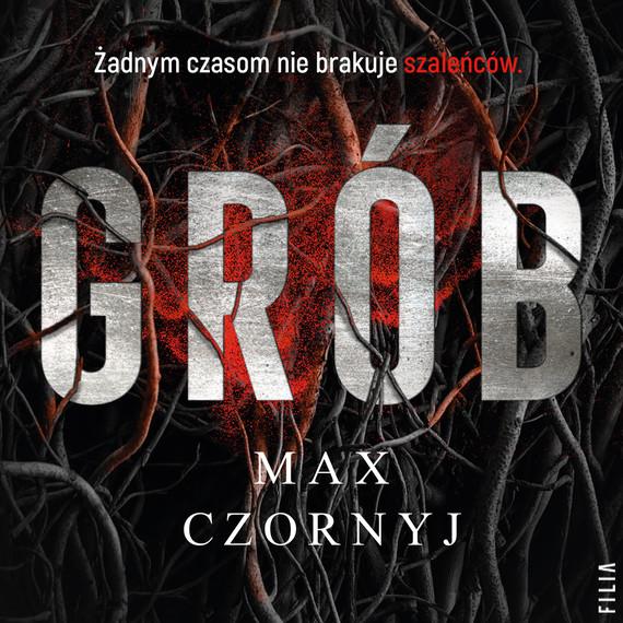 okładka Gróbaudiobook   MP3   Max Czornyj
