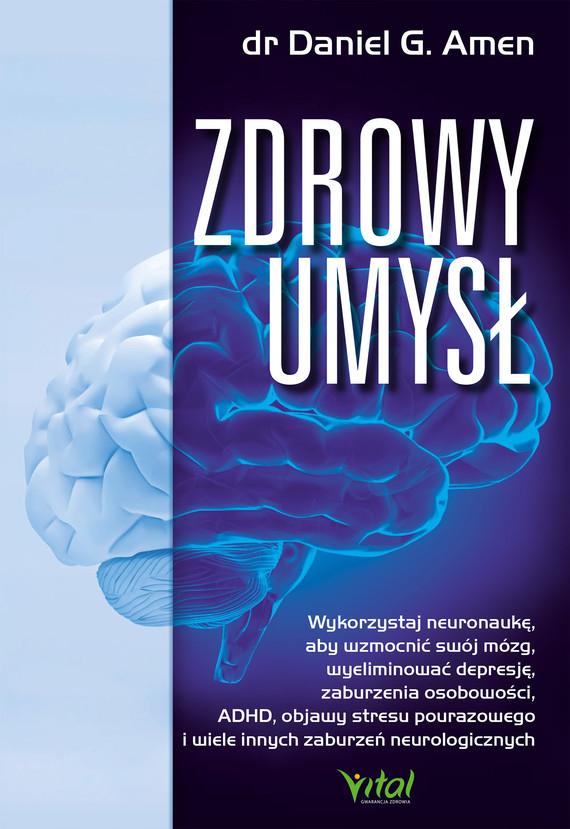 okładka Zdrowy umysłebook   epub, mobi, pdf   Daniel G. Amen