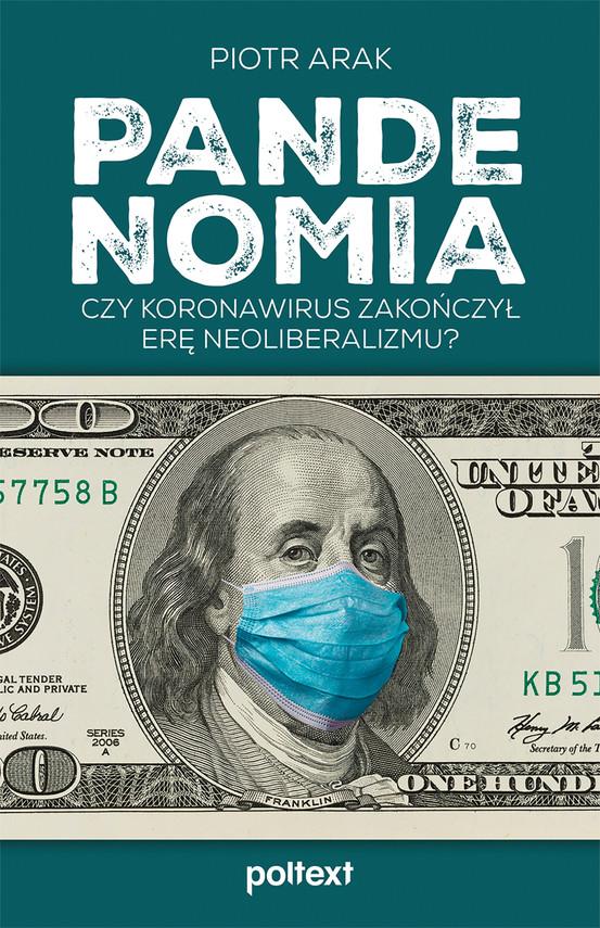 okładka Pandenomiaebook | epub, mobi | Piotr Arak
