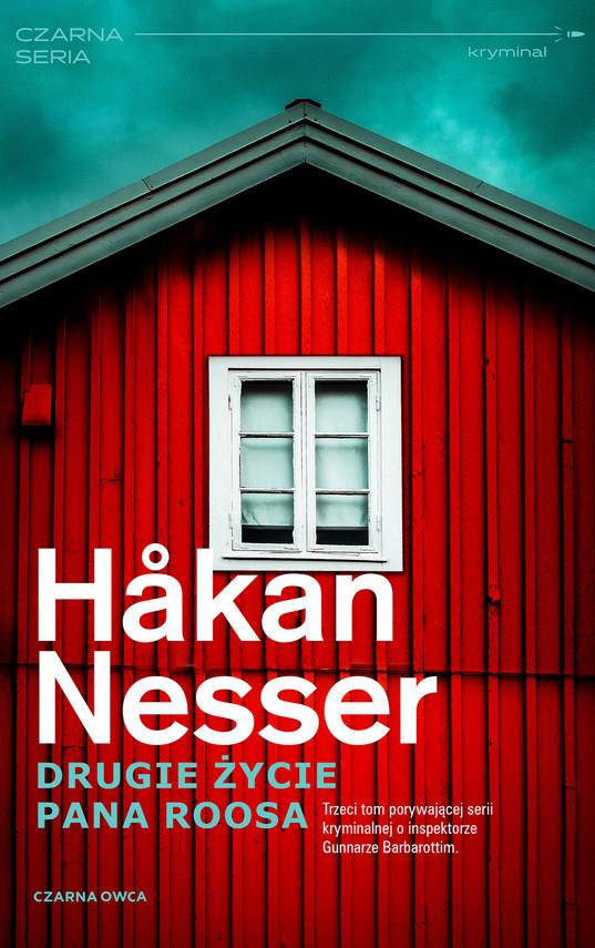 okładka Drugie życie Pana Roosaebook   epub, mobi   Håkan Nesser