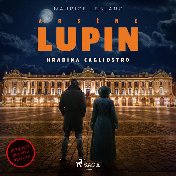 okładka Arsène Lupin. Hrabina Cagliostroaudiobook   MP3   Maurice Leblanc