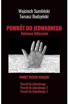 okładka Pakiet Powrót do Jedwabnego. Końcowe Odliczanie książka |  | Tomasz Budzyński, Wojciech Sumliński