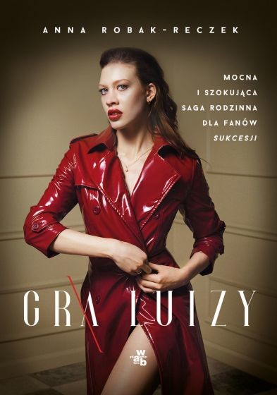 okładka Gra Luizy książka |  | Anna Robak-Reczek