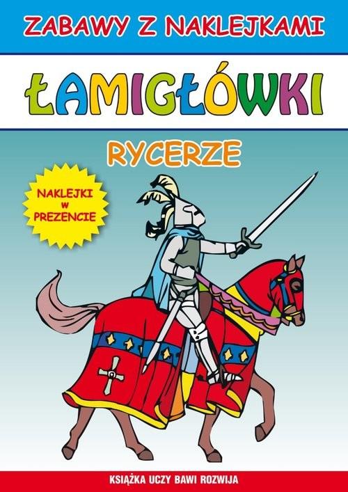 okładka Łamigłówki Rycerzeksiążka      Guzowska Beata;TonderKrzysztof