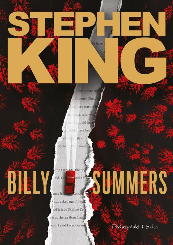 okładka Billy Summersebook | epub, mobi | Stephen King