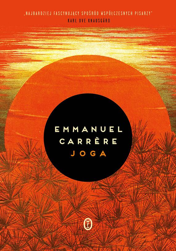 okładka Jogaebook | epub, mobi | Emmanuel Carrere