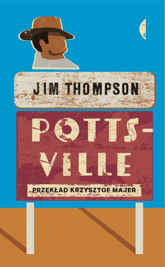 okładka Pottsvilleebook | epub, mobi | Thompson Jim