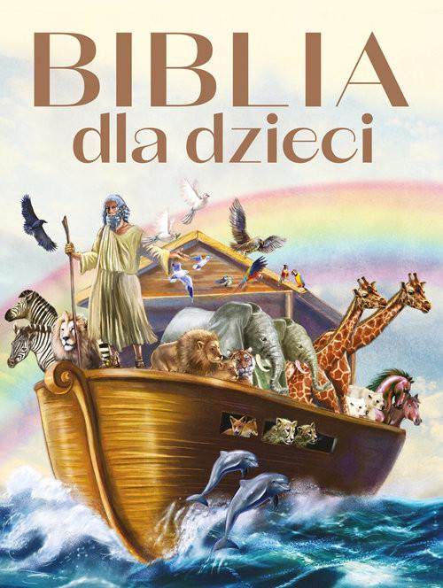 okładka Biblia dla dzieciksiążka |  |