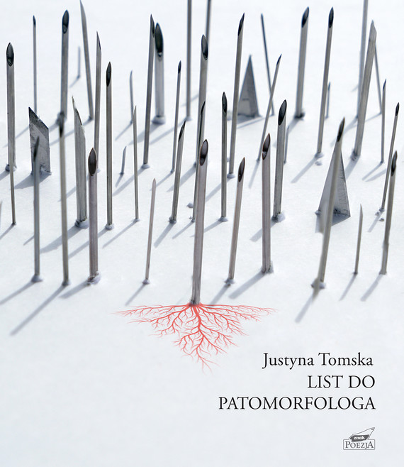 okładka List do patomorfologaebook | epub, mobi | Tomska Justyna