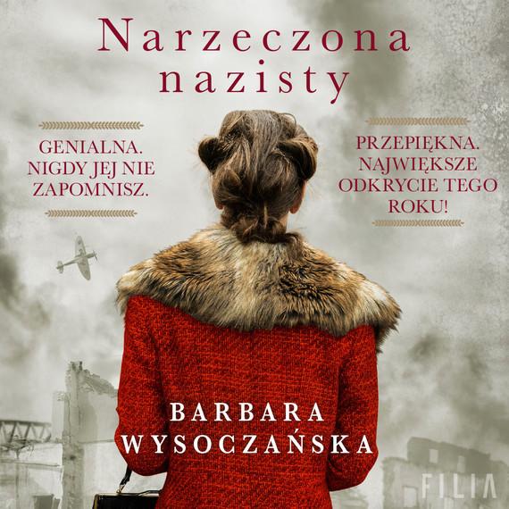 okładka Narzeczona nazistyaudiobook   MP3   Barbara Wysoczańska