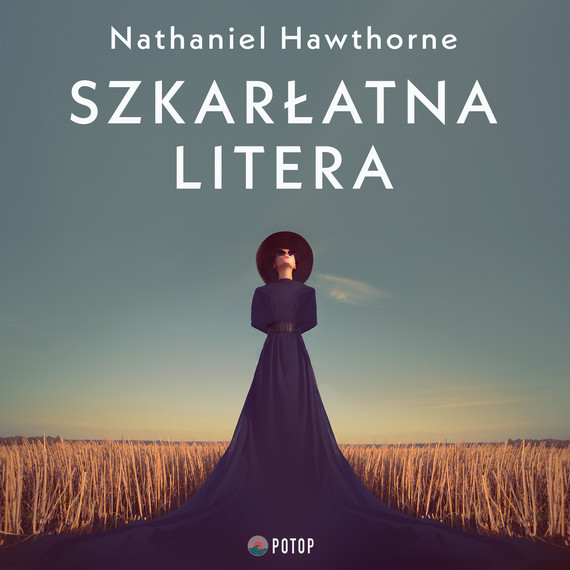 okładka Szkarłatna literaaudiobook | MP3 | Nathaniel Hawthorne