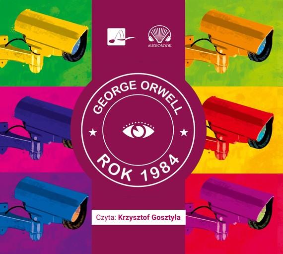 okładka Rok 1984audiobook | MP3 | George Orwell